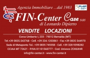 Fin-center case di d&d sas - agenzia immobiliare .